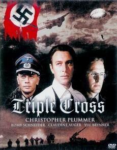 Тройной крест (Франция, Великобритания, 1966)