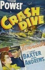Опасное погружение / Аварийное погружение (США, 1943)