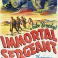 Бессмертный сержант (США, 1943)