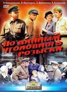 По данным уголовного розыска... (СССР, 1979)