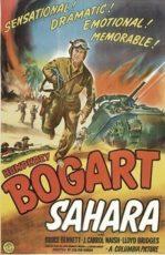 САХАРА (США, 1943)