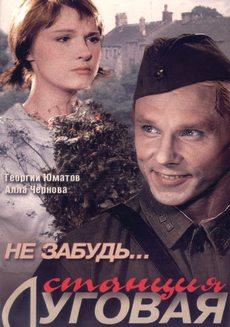 Не забудь... станция Луговая (СССР, 1966)