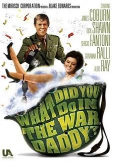 Что ты делал на войне, папа? (США, 1966)