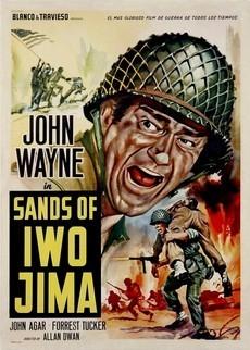 Пески Иводзимы / Пески Иво Джимы (США, 1949)