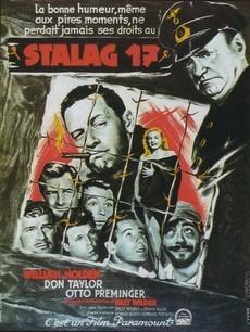 лагерь для военнопленных 17 фильм 1953