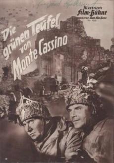 зелёные дьяволы монте-кассино фильм 1958