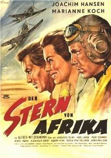 Звезда Африки (ФРГ, Испания, 1957)