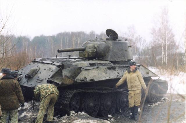 Эхо Великой Отечественной войны