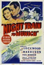 Ночной поезд в Мюнхен (Великобритания, 1940)
