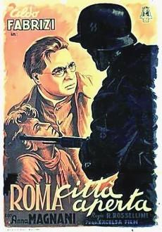 рим открытый город фильм 1945