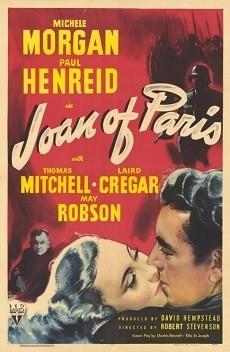 жанна парижская фильм 1942