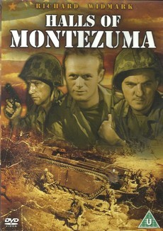 дворцы монтесумы фильм 1950
