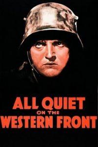 На западном фронте без перемен (США, 1930)