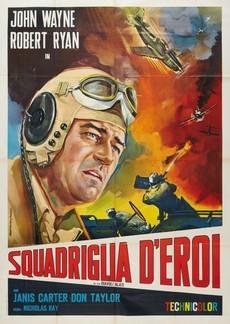 Фильм Горящий полет 1951