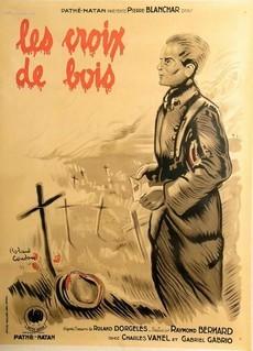 деревянные кресты фильм 1932