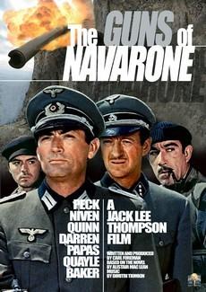 Пушки острова Наварон (США, Великобритания, 1961)