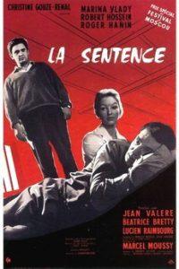Приговор (Франция, 1959)