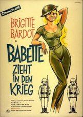 бабетта идет на войну фильм 1959 смотреть онлайн