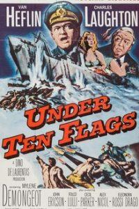 Под десятью флагами (Италия, США, 1960)