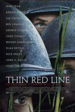 тонкая красная линия фильм 1998 в хорошем качестве hd
