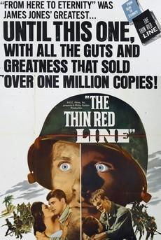 фильм Тонкая красная линия 1964