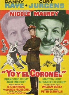 я и полковник 1958 фильм