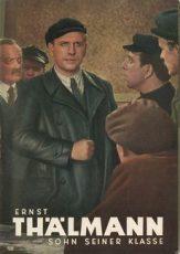 эрнст тельман сын своего класса фильм 1954 смотреть в хорошем качестве
