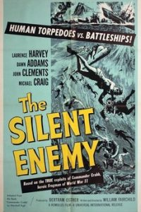 Невидимый враг. Боевые пловцы (Великобритания, 1958)