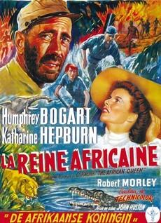 африканская королева фильм 1951