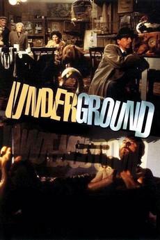 андеграунд фильм 1995 смотреть онлайн