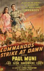 коммандос атакуют на рассвете фильм 1942