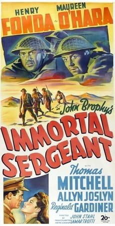 Бессмертный сержант 1943