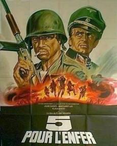 Пятеро из ада 1969